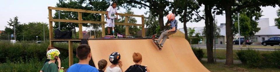 aktiv ung skateboard